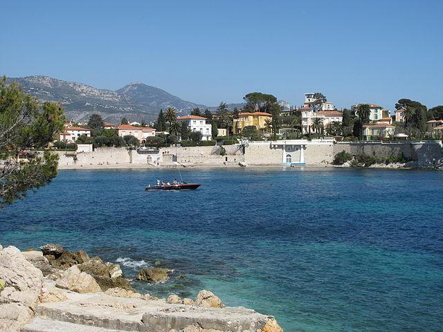 St Jean Cap Ferrat Nice Azur